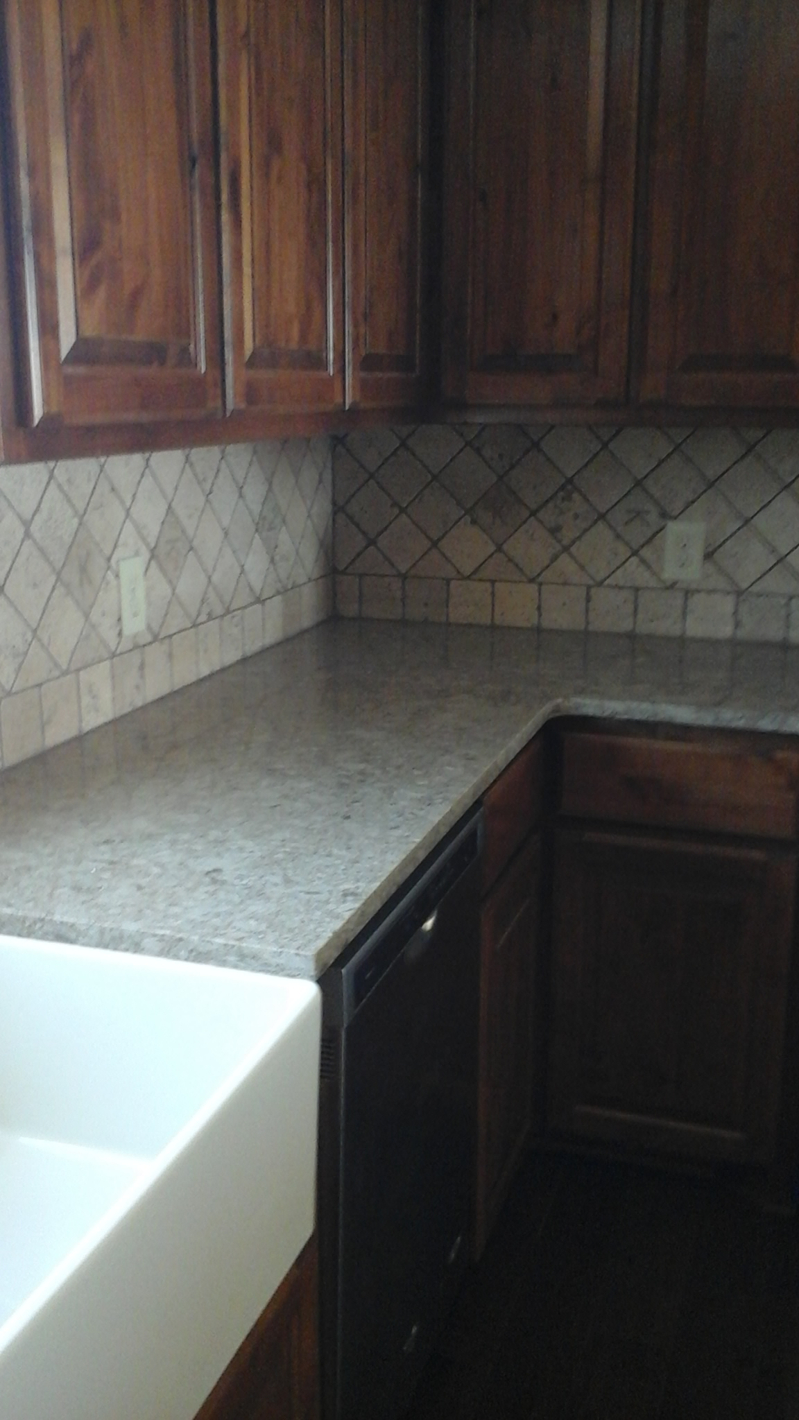 Quartz Top/Blanco Sink